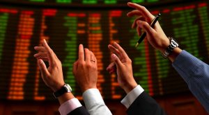 Bourse traders