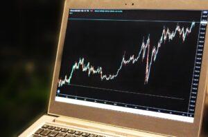 bourse graphique ordinateur